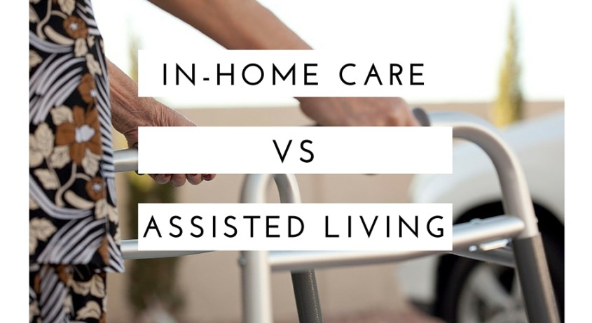 The Important Differences Between Home Care and Assisted Living