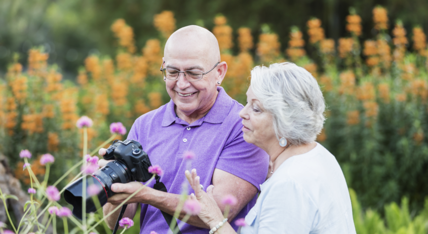 Discovering New Hobbies and Interests in Senior Living Communities